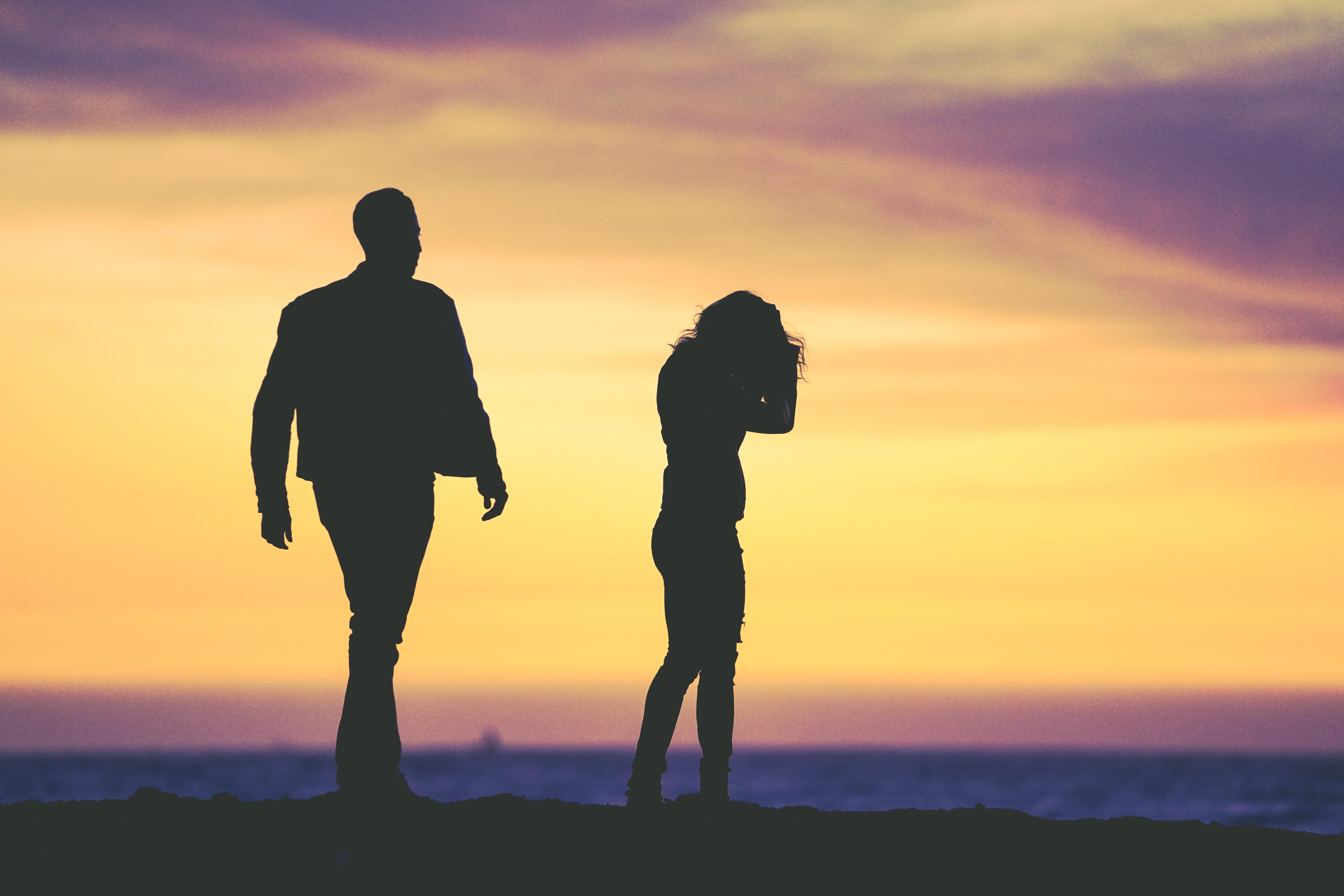 default divorce in San Diego