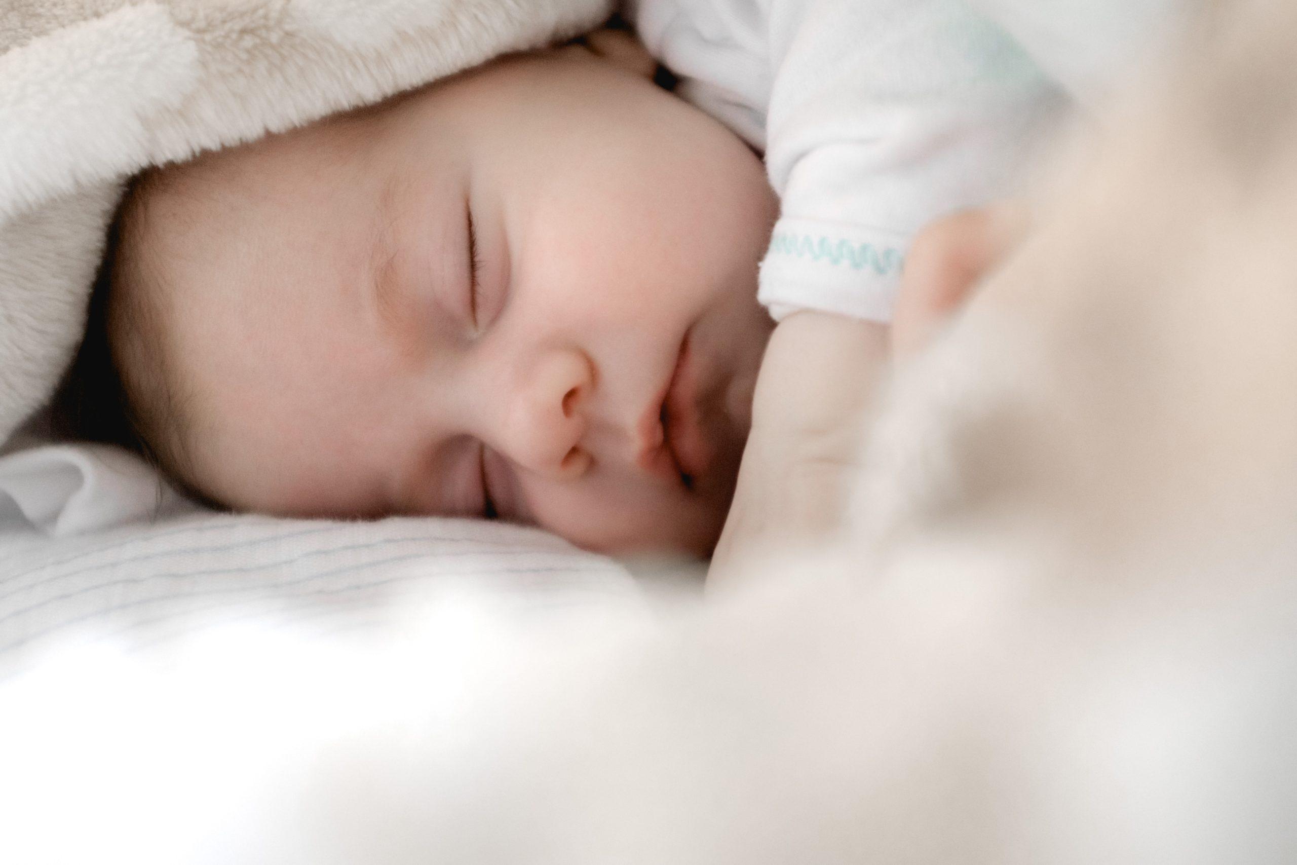 divorcing with newborn